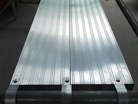 aluminum plank scaffolding frame system producer coronet