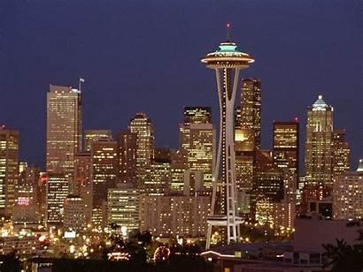 Needle Space Seattle Washington Wallpapers Desktop Wallpapersafari