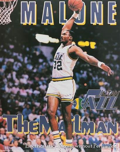 Malone Carl Mailman Baloncesto Deportes Nba