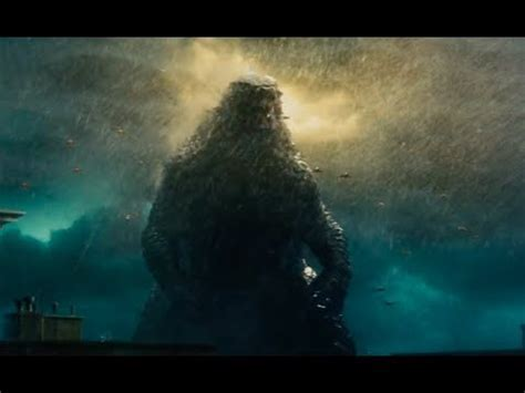 'Godzilla: King of the Monsters' Official Trailer (2019