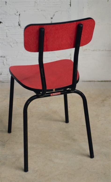 cuisine vintage 馥s 50 chaises cuisine vintage café bistrot formica pietement fer noir métal