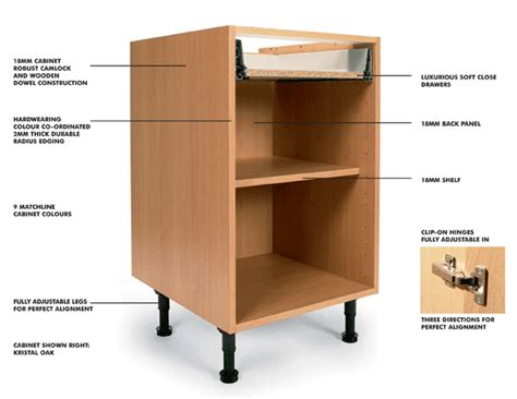 kitchen cabinet carcase technical specifications 187 a z kitchen company 2391