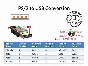 Wiring Diagram Usb To Ps2    Download