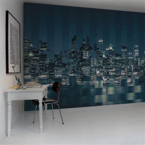 tapisserie pour chambre ado nouveauté espace au fil des couleurs