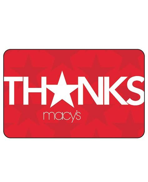 Aug 23, 2021 · note that macy's does not price match with select competitors (i.e amazon, costco, etc.). Macy's Thank You E-Gift Card & Reviews - Gift Cards - Macy's