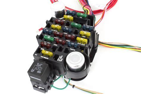 Circuit Direct Fit Chevelle Malibu Wiring