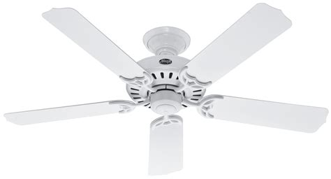 Hunter 23566 Sea Air 52 Inch Ceiling Fan White