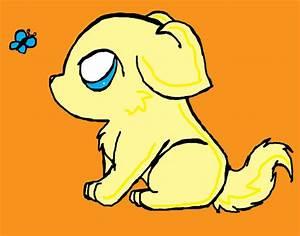 Chibi Puppies - Lab by Puppy-Of-Densetsu on DeviantArt