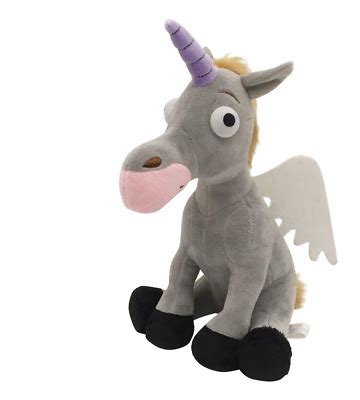 disney pixar onward unicorn plush doll   cm ebay