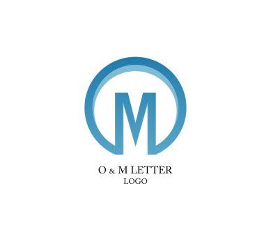 download o m letter alphabet inspiration vector logo design images frompo
