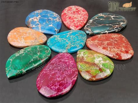 color of jasper sea sediment jasper pendent multicolor gemstones