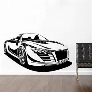 car wall decals 2017 grasscloth wallpaper With car wall decals