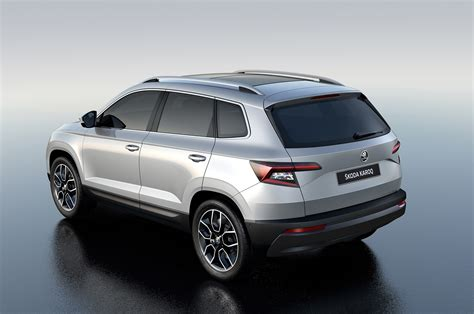 Skoda Karoq Wallpapers Images Photos Pictures Backgrounds