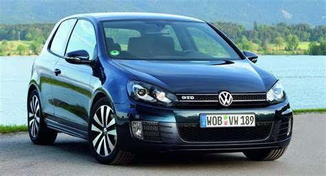 Vw Remembers Its First Dieselpowered Golf, We Compare It