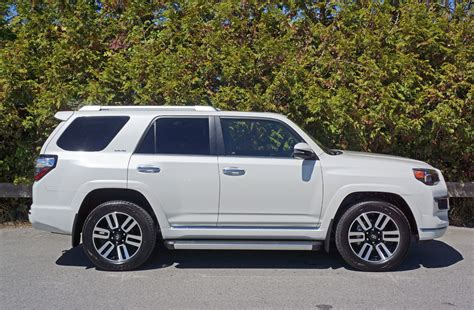 2015 4runner Limited by 2015 Toyota 4runner Limited Road Test Review Carcostcanada