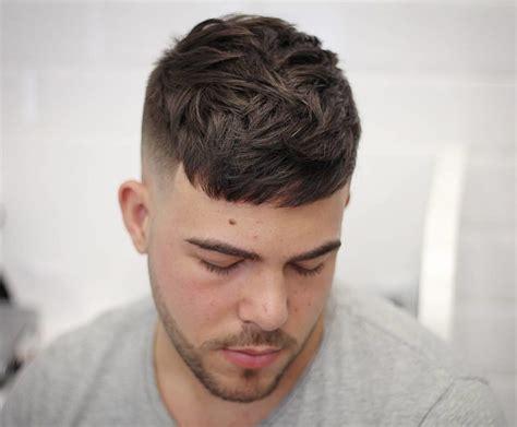 imagenes de los mejores peinados de pelo corto  hombre
