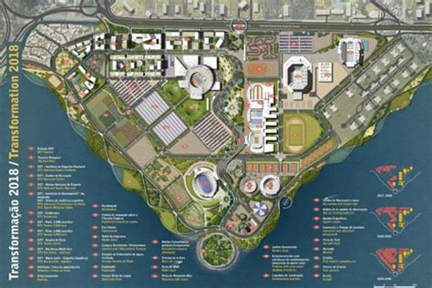 AECOM Unveils Their Masterplan for the Rio 2016 Olympic ...