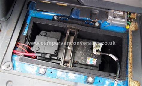 campervan electrics campervan conversion