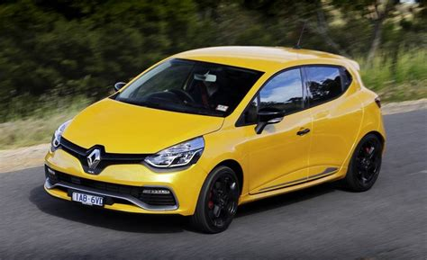 Review Renault Clio R S by 2015 Renault Clio R S Cup Review