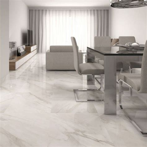 Large White Kitchen Floor Tiles by White Gloss Floor Tiles Large White Floor Tiles Trade