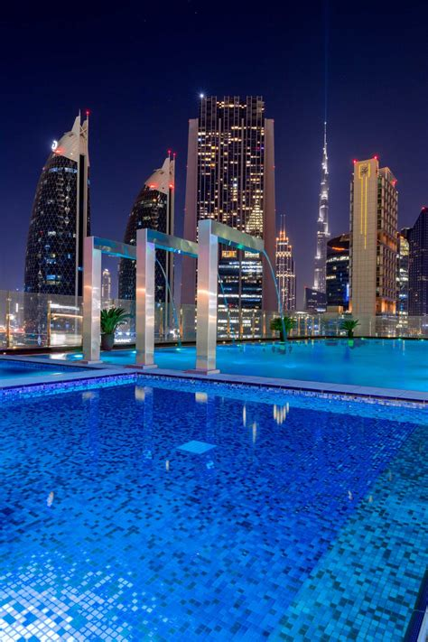 Στο Ντουμπάι βρίσκεται το ψηλότερο ξενοδοχείο στον κόσμο ...