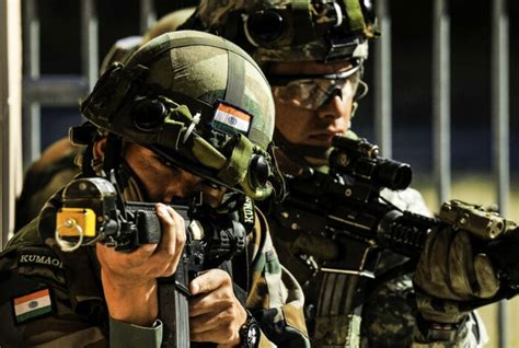Indian Army Deploys Its Elite Para Special Forces In ...