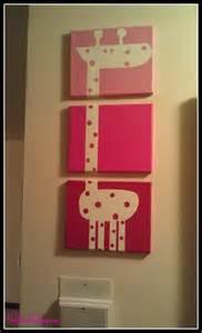 DIY Giraffe Painting