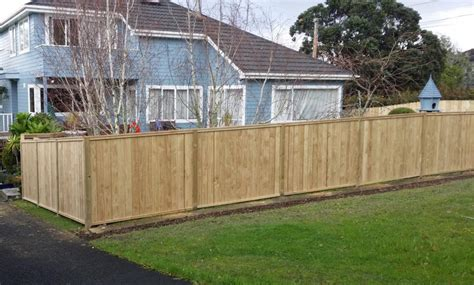 Northumberland No2 Clears Shiplap Fence