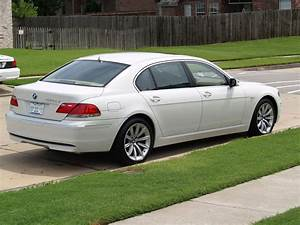 Bmw 7 Series 750li 2008 Technical Specifications