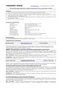 Windows Administrator Resume With 3 Years Experience by Resume Taranjeet Singh 3 5 Years Java J2ee Gwt