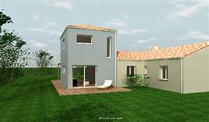 plan extension maison 40m2 amazing plan extension maison With plan extension maison 40m2