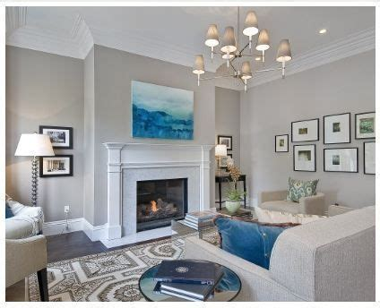 these warm light grey walls paint color benjamin abalone by twila living room