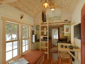 tiny homes interiors ethan waldman 39 s tiny house includes everything he needs in a bright comfortable and small