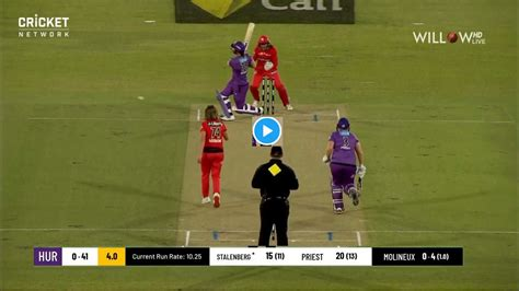 Livescore.com provides the latest live scores from tennis matches and competitions the world over. Live Cricket WBBL | Hobart Hurricanes W vs Perth Scorchers ...