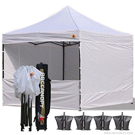 abccanopy deluxe  ez pop  canopy tent gazebo commercial tradeshow booth