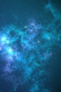 Starry Galaxy Wallpaper - Free iPhone Wallpapers