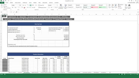 Study Template Feasibility Study Template Trading Company
