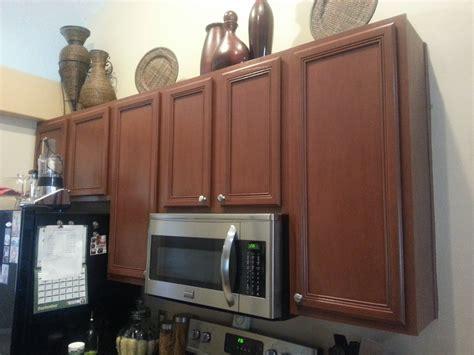 Interior: Appealing Rustoleum Cabinet Transformation