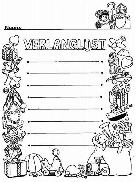Kleurplaat Sinterklaas 2016 Afdrukken by Kleurplaten Printen