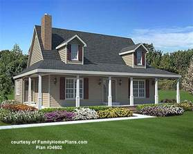 House Plans With Porch All Around Pictures by House Plans With Porch All Around House Design Plans