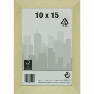 Cadre Vegetal Leroy Merlin : cadre bois brut 10 x 15 cm naturel leroy merlin ~ Melissatoandfro.com Idées de Décoration