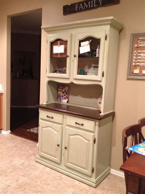 kitchen furniture hutch diy kitchen hutch makeover cool furniture kitchen