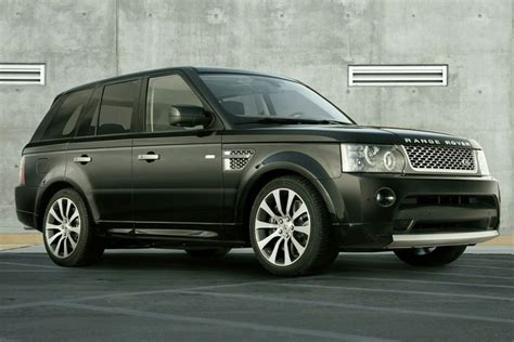 Limited Edition Range Rover Sport Autobiography Makes