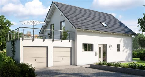 Haus Mit Doppelgarage by Ihr Massivhaus Mit Garage Kern Haus