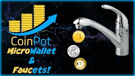 coinpot faucets  bitcoin sites