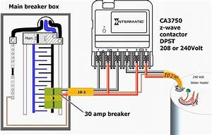 220 Hot Water Heater Wiring Diagram - Database