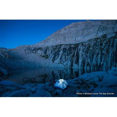 Tent Flap With A View: 25 Favorite Backcountry Campsites