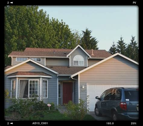 finished lt brown roof with sherwin williams colors earl