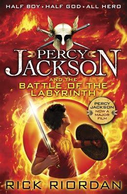 percy jackson   battle   labyrinth book