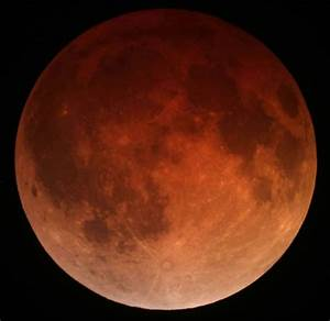Vancouver ideal global spot to witness 'blood moon' lunar ...